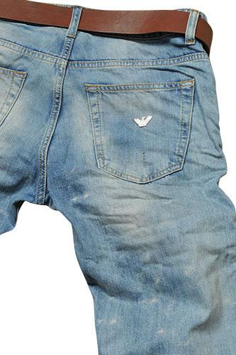 armani men's jeans