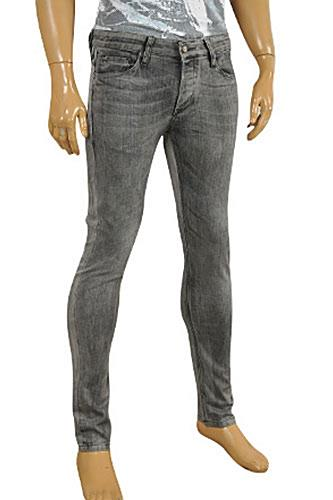 ROBERTO CAVALLI Men's Fitted Jeans #98