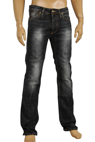 GUCCI Men's Normal Fit Jeans In Black #61