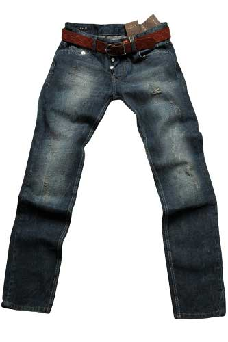 GUCCI Men's Jeans With Belt #69