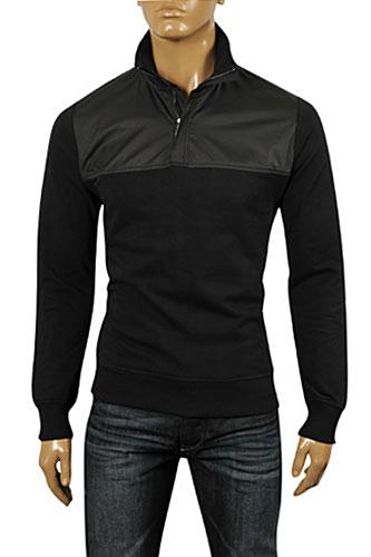 ARMANI JEANS Men's Zip Up Sweatshirt #246