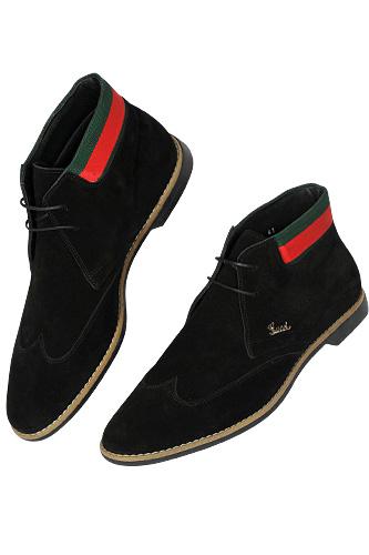 GUCCI Men's High Dress Shoes #234