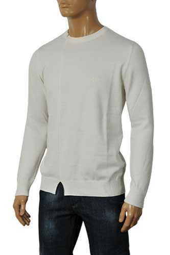 ARMANI JEANS Men's Knitted Sweater #138