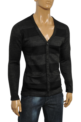 GUCCI Men's V-Neck Sweater #64