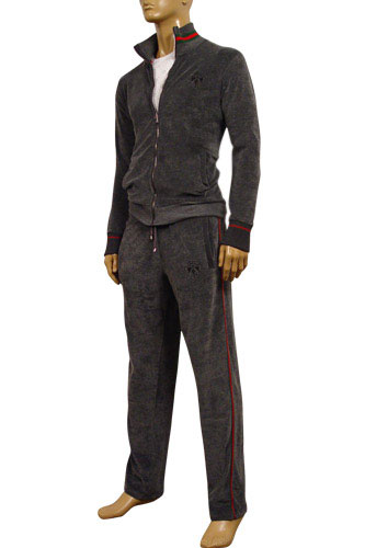 GUCCI Mens Zip Up Tracksuit #60