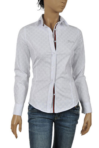 GUCCI Ladies Dress Shirt #207