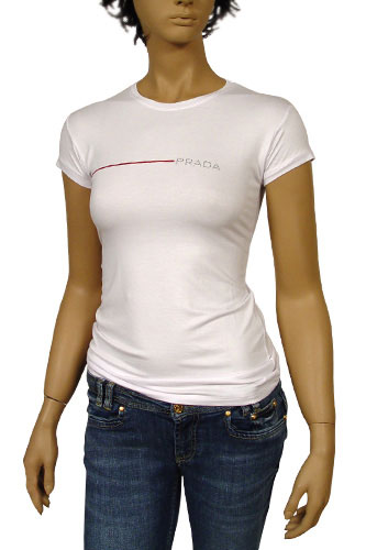 PRADA Ladies Short Sleeve Top #54
