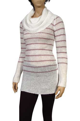 GUCCI Ladies Cowl Neck Long Sweater #6