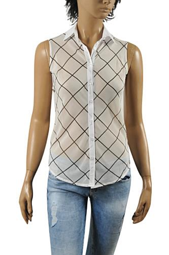 ROBERTO CAVALLI Ladies' Sleeveless Top #324