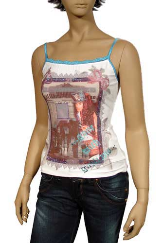 John Galliano Tank Top #12